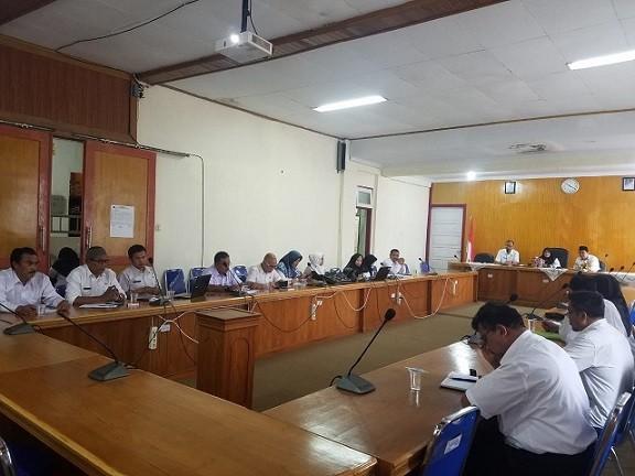 RAPAT PEMBAHASAN DRAFT AKHIR RAD-PG TAHUN 2019-2023